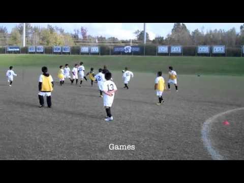 FC Legendinhos play during halftime of Univ. of Memphis Game