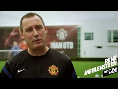 Inside Edge: Train with Manchester United