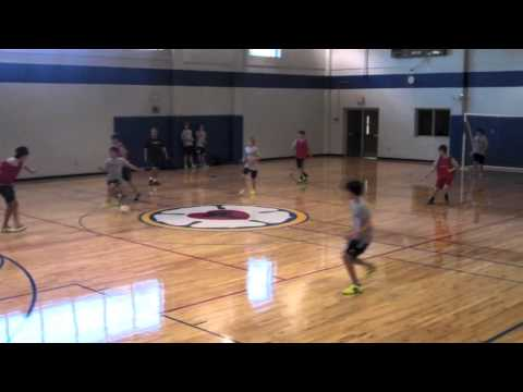 New Winter Futsal Ad