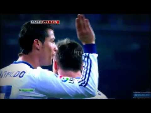 Cristiano Ronaldo great strike