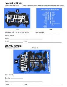 WF 12-13 tshirt order form
