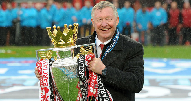 Sir Alex Ferguson – Managerial Blueprint (Sky Sports)