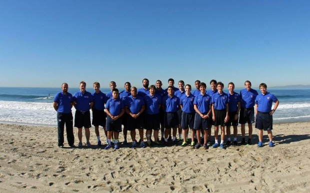 US Paralympic Mens National Team - Redondo Beach, CA