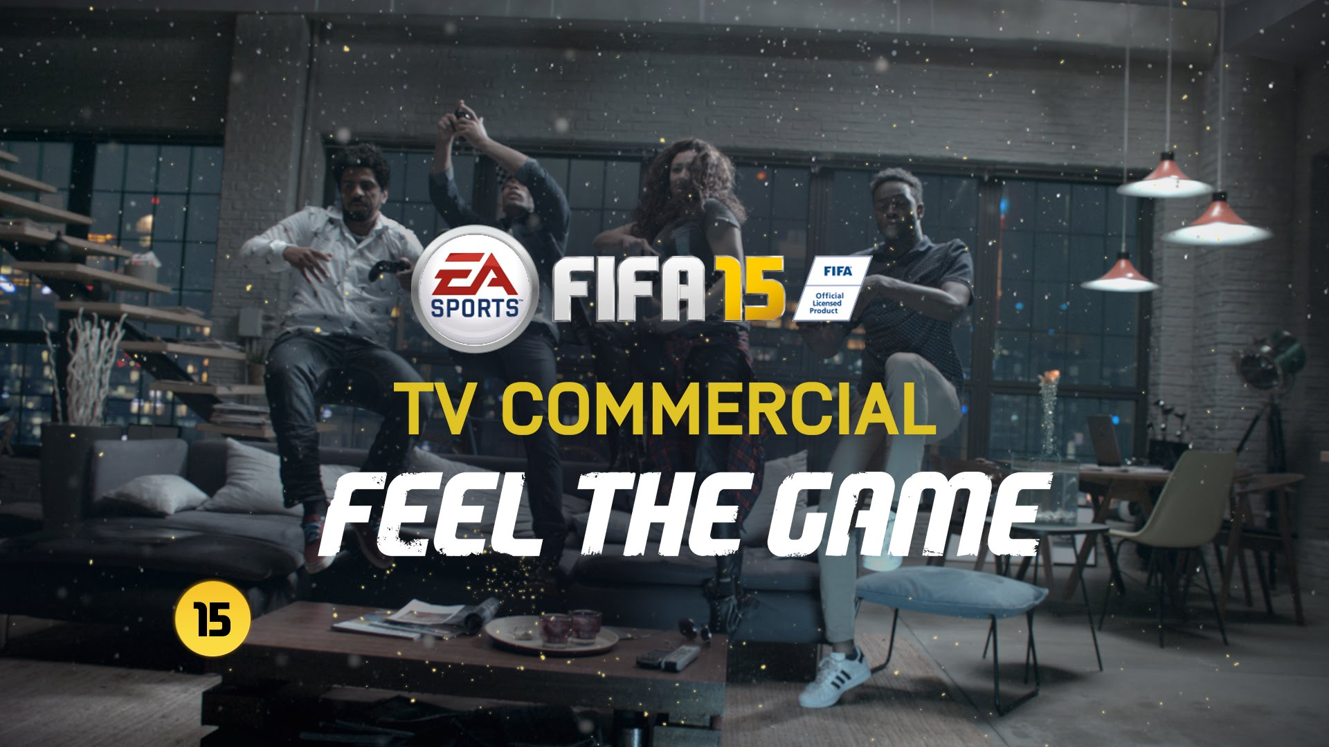FIFA 15 – Feel The Game