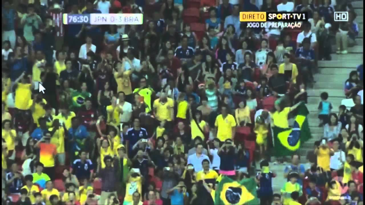 Neymar gets 4 against Japan